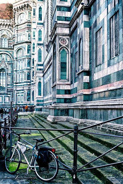 Basic Transportation - The Duomo - Firenze, Italy