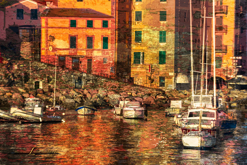 Port of Santa Margherita Ligure, Italian Riviera