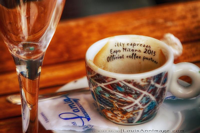 Caffe - Espresso - Wine?