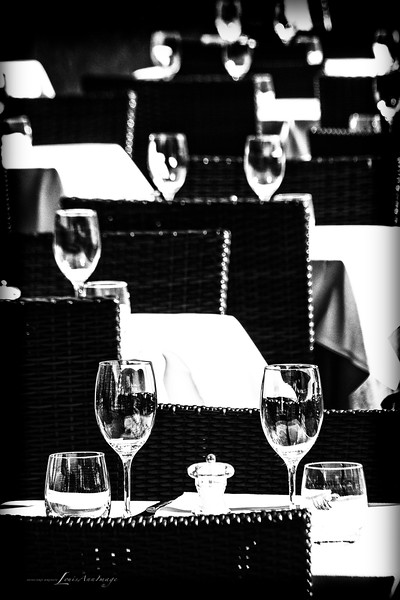 Tables Set (Monochrome)