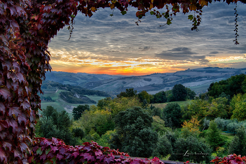 Tuscan Morn...