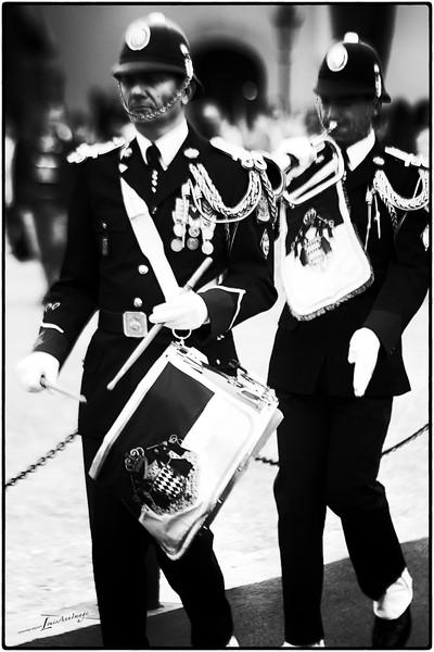 The Prince's Guard - Old Monaco