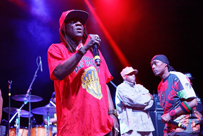 Public Enemy live at Freedom Hill 8-6-16.  Photo credit: Ken Settle
