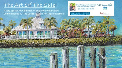The Art of The Sale, Useppa Island