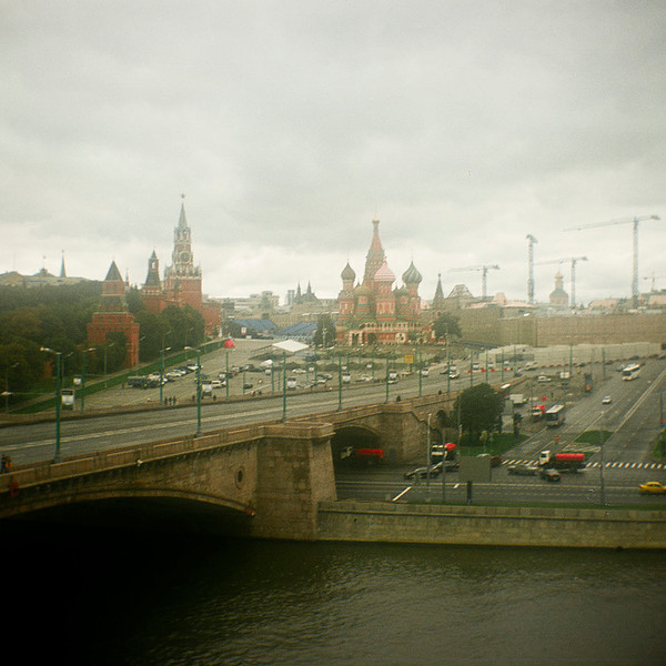 Moscow. September 2012.