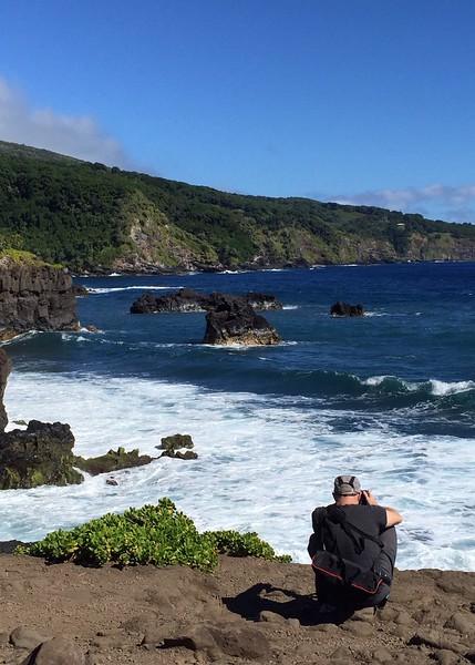 South Shore of Maui, Hawaii