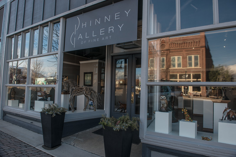 The Phinney Gallery of Fine Art, established in 2014,  is located on Joseph's South Main Street. They represent many Wallowa County artists, as well as artists from across the Northwest.