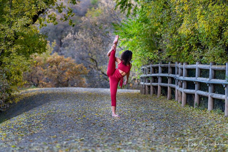 Imani at Parleys in Fall-4