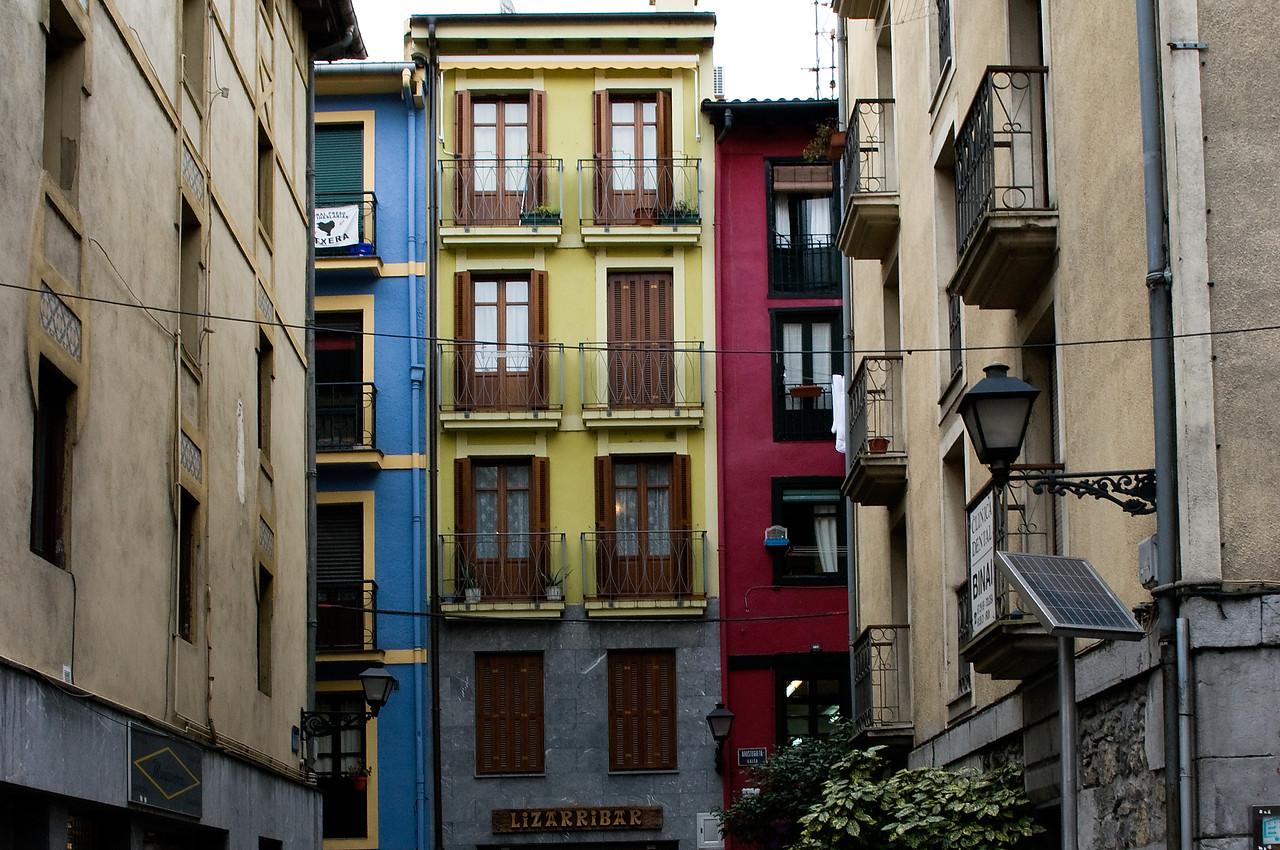 Tolosa, Spain.