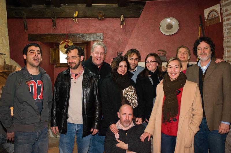 Antonio Paloma, owner of Garciarevalo and us.
