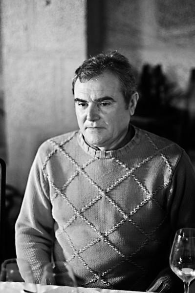 Gerardo Mendez, owner of D.O. Ferreiro.