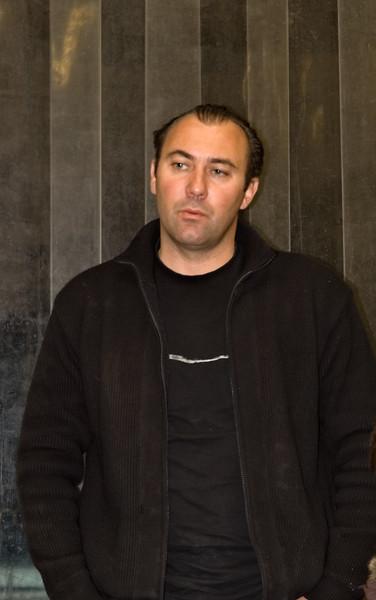 Bruno Colin of Domaine Bruno Colin, Chassagne-Montrachet.