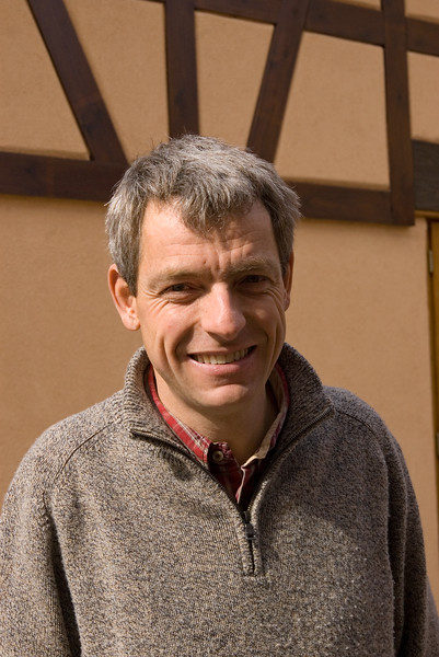 Felix Meyer of Domaine Meyer-Fonne, Alsace.