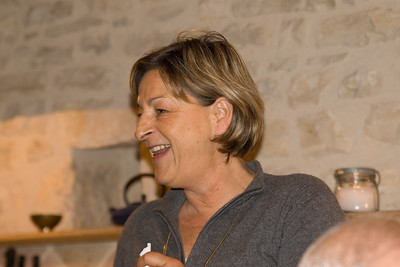 Genevieve Roulot of Domaine Roulot, Meursault.