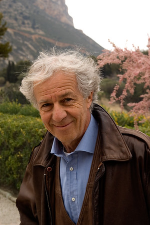 Francois Sack-Zafiropulo of Clos Ste. Magdeleine Winery, Cassis/Provence.