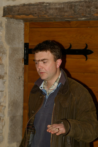 Pierre Villaine of Domaine A.& P. De Villaine, Bouzeron.