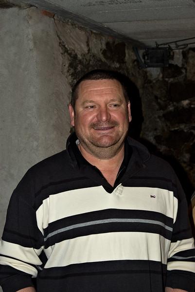 Patrick Jasmin of Domaine Jasmin, Cote Rotie.