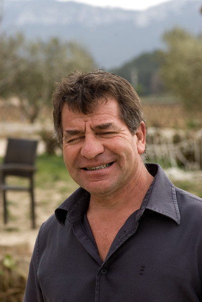Alain Pascal of Domaine du Gros Nore, Bandol.
