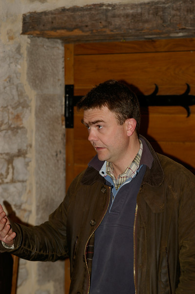 Pierre Villaine of Domaine A. & P. De Villaine, Bouzeron.