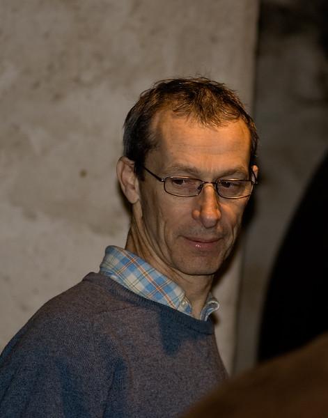Reynald Delittle of Domaine de Terrebrune, Bandol.