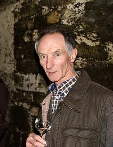 Francois Jobard of Domaine Francois Jobard, Meursault.