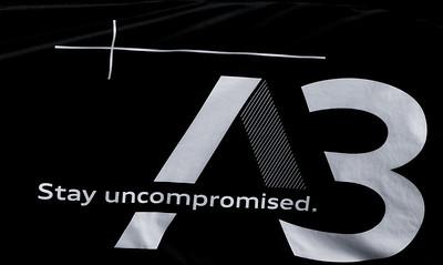 The Audi A3 arrives at Audi Fresno April 2014