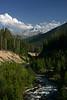 Roaring River, Rocky Mountain National Park, Colorado.