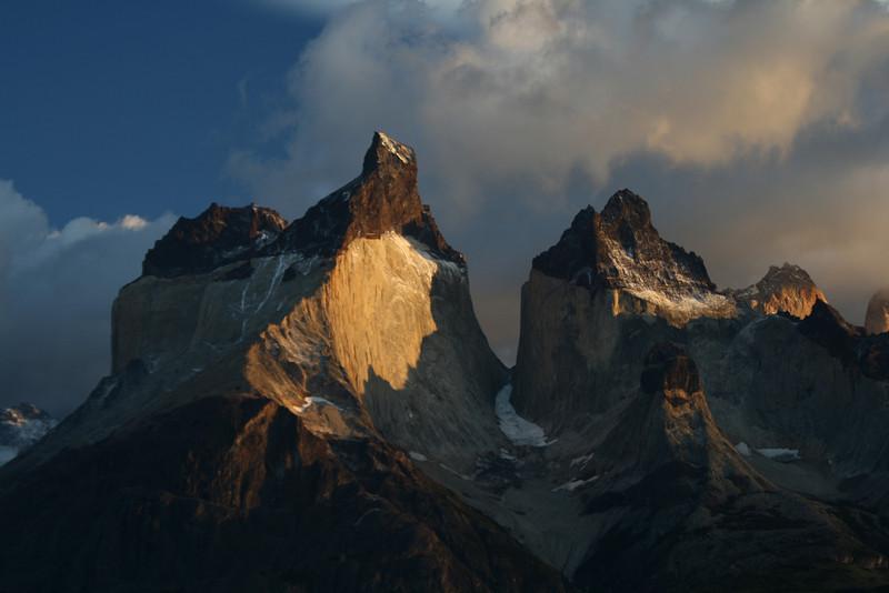 Cuernos del Paine, Torres del Paine National Park, Chile. 2009.