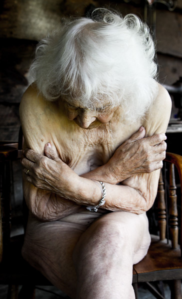 100 Year old Oma