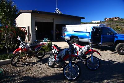 Baja 1000 Pre-ride