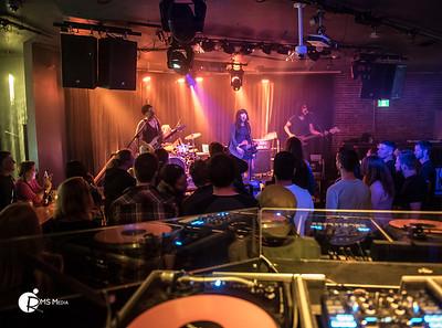 The Balconies | Upstairs Cabaret | Victoria BC