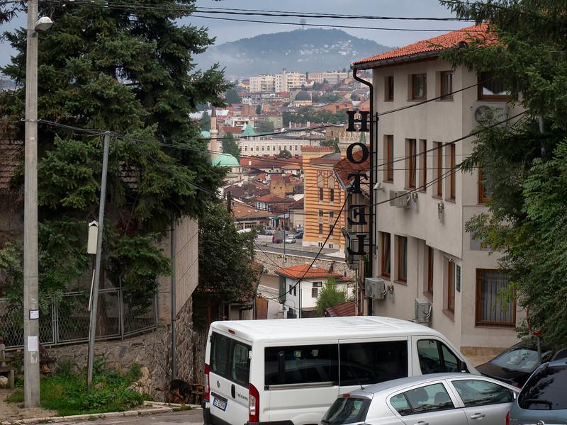 Hotel Herc, Sarajevo, Bosnia and Herzegovina