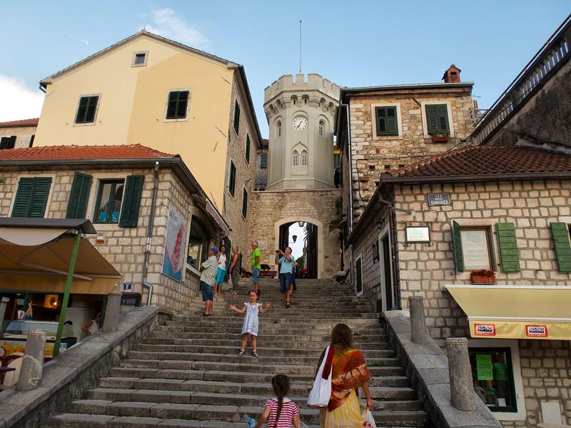 Old Town Gate, Herceg Novi, Montenegro