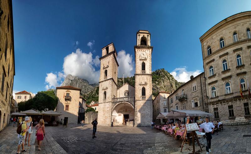 Cathedral of Saint Tryphon (Sv. Tripun), Kotor Montenegro