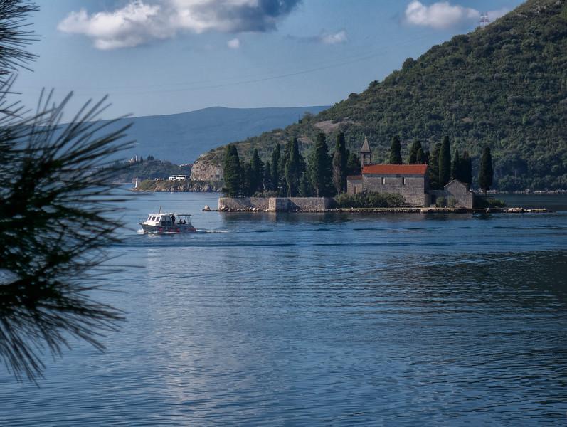 St. George Island / Sveti Đorđe, Perast Montenegro