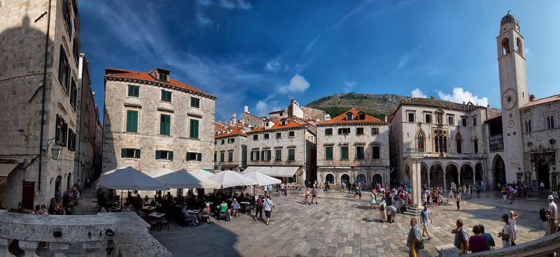 Sponza Palace, Dubrownik, Croatia