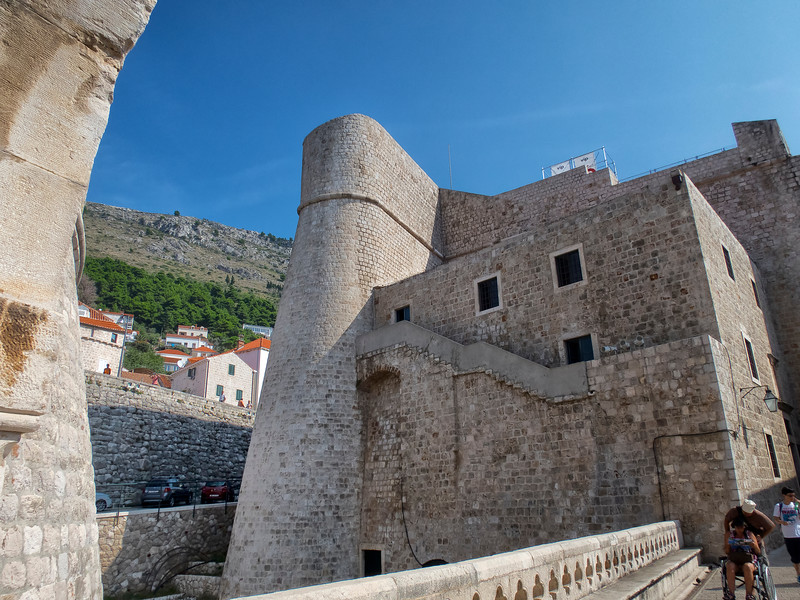 Revelin Fortress, Dubrownik, Croatia