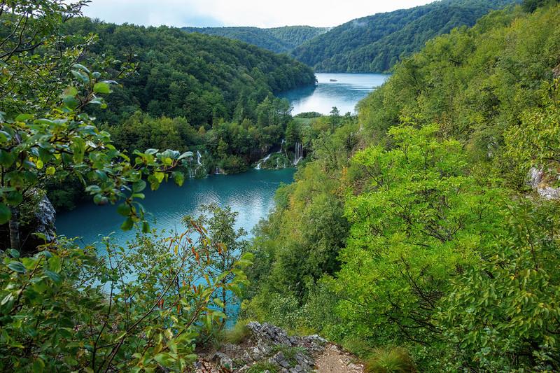 Plitvice Lakes National Park / Nacionalni Park Plitvička Jezera, Croatia, Europe