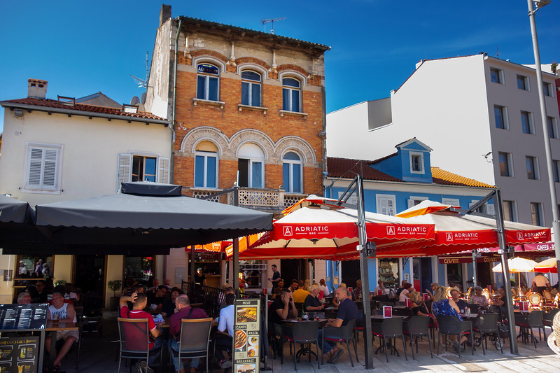 Poreč,  Croatia, Europe