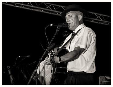 Gene Gambler & The Shufflers, August 2013