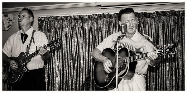 LP & His Dirty White Bucks, September 2013