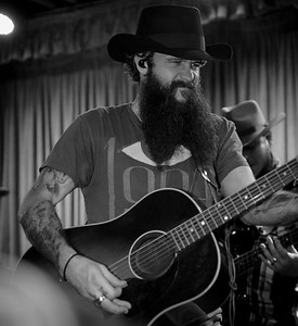Cody Jinks at the Crescent Ballroom in Phoenix, Arizona