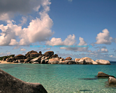 The Baths at British Virgin Gorda - Bluemoon1236