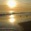 Long Beach Sunset, November 2009