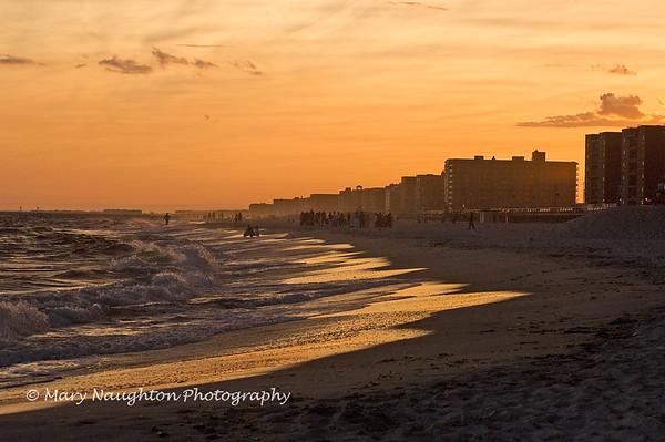 Sunset Sky, Long Beach, NY