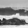 Wave courtesy of Hurricane Bill