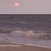 Moonrise, Long Beach, NY