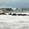 Surfing Hurricane Earl swells