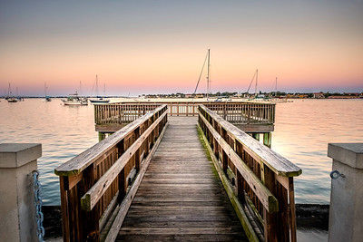 St. Augustine Views