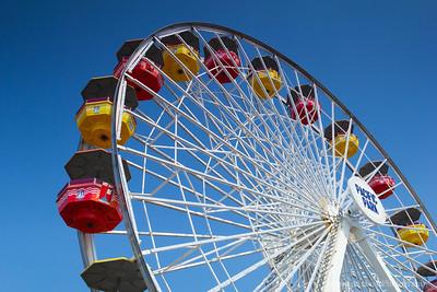 Pacific Park Wheel